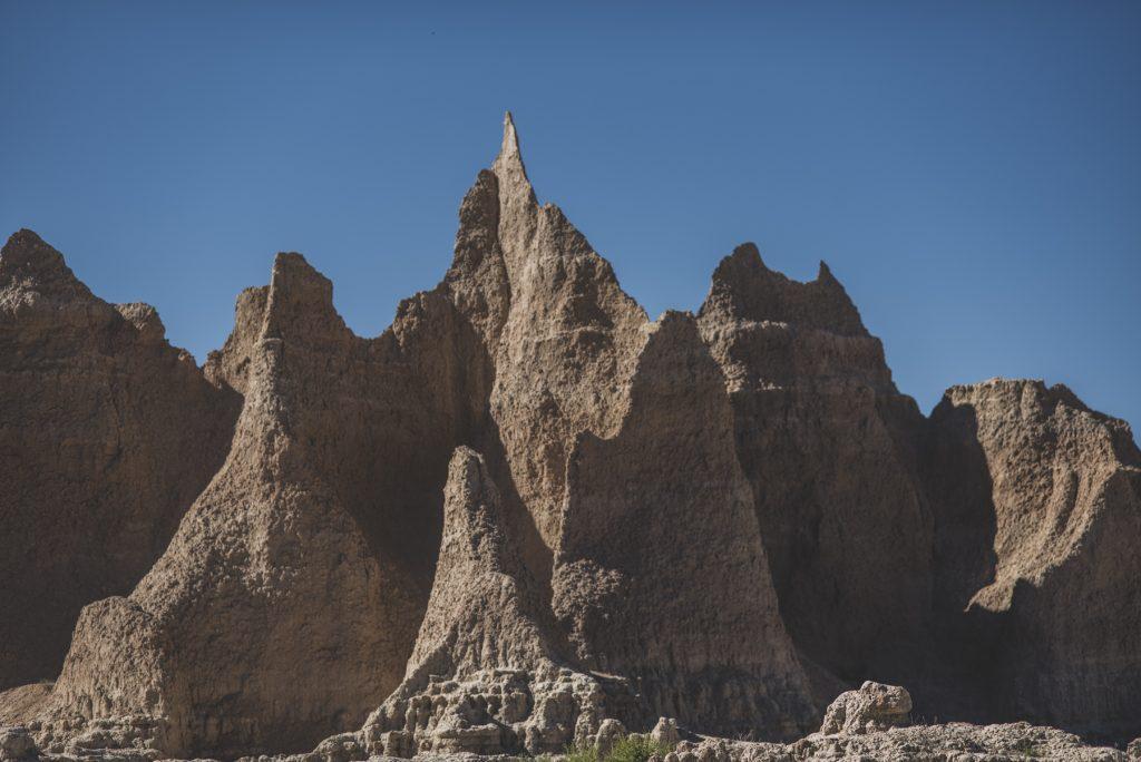 Pointy Badlands