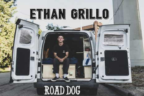 Ethan Grillo does a podcast